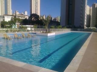 Curso de Limpeza e Manutenção de Piscinas Valor no Jardim Maria Luiza - Curso Tratamento de Piscinas