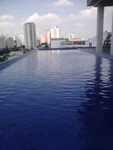 Limpeza de Piscinas Preços na Vila Matias - Curso de Tratamento de Agua de Piscina