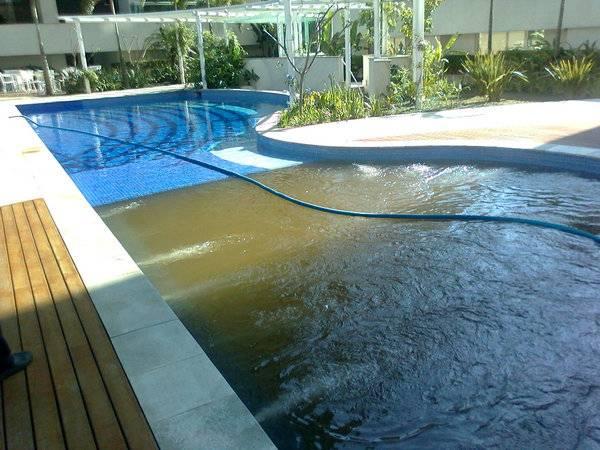 Limpeza Filtro Piscina no Jardim do Lago - Limpeza de Piscina Emergencial