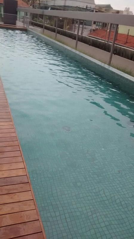 Quanto Custa Tratamento de Piscina com água Turva no Campo Belo - Tratamento de Piscina de Condomínio