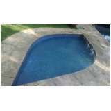empresa de limpeza de piscina aquecida Santa Cecília