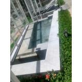 empresa de limpeza de piscina automática no Cursino