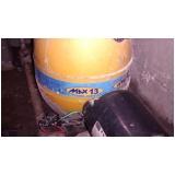 empresa de limpeza de piscina com água turva em Moema