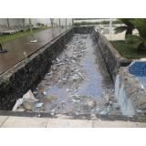 Empresa para limpeza emergencial para piscina na Chácara Monte Alegre