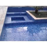 Empresa que faz curso de limpeza de piscina na Vila dos Ferroviários