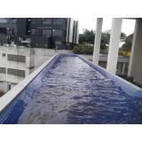 Limpar piscinas no Jardim Colombo