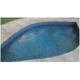 limpeza de piscina aquecida Cursino