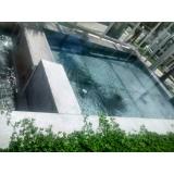 limpeza de piscina automática no Belenzinho