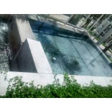 limpeza de piscina automática no Cursino