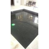 limpeza de piscina automatizada preço Sacomã