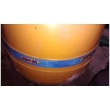 limpeza de piscina com água turva no Sacomã