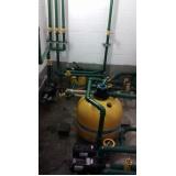 limpeza de piscina com água turva preço no Sacomã