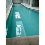 limpeza de piscina de alvenaria em Santo Amaro
