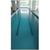 limpeza para piscina que não esquenta
