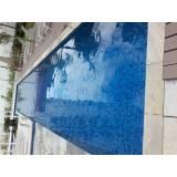 Manutenção de piscinas na Vila Antônio