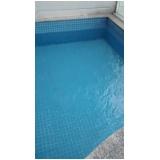 quanto custa limpeza de piscina de PVC em Santo Amaro