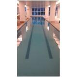 quanto custa tratamento de água da piscina na Luz