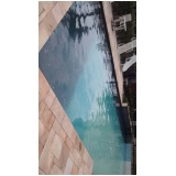 quanto custa tratamento de piscina aquecida em Santo Amaro