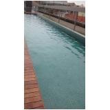 quanto custa tratamento de piscina com água turva no Sacomã