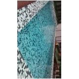 quanto custa tratamento de piscina de azulejo na Barra Funda