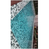 quanto custa tratamento de piscina de azulejo na Luz
