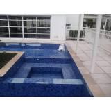 Serviço de piscineiro no Conjunto Residencial Vila Sabará
