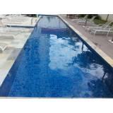 Serviço de tratamento de piscina no Jardim Martini