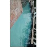 tratamento de piscina aquecida no Sacomã