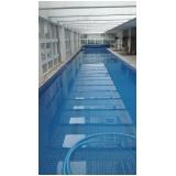 tratamento de piscina automática em Santo Amaro