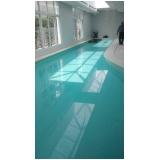 tratamento de piscina automática preço em Santa Cecília