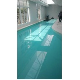 tratamento de piscina automática preço na Casa Verde