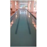 tratamento de piscina de alvenaria preço em Santo Amaro