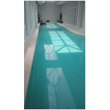tratamento de piscina com água turva