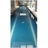 tratamento de piscina residencial