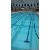 tratamento para piscina térmica