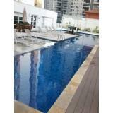 Valor fazer manutenção de piscinas na Chácara Santa Teresinha